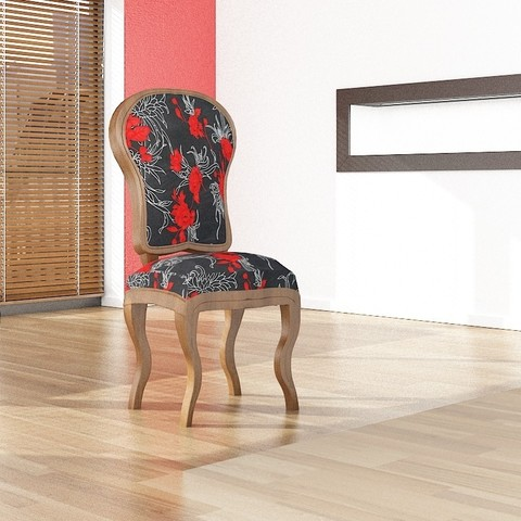 STL file chair chapender , decoratiehgallery