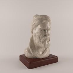 Descargar archivos 3D FERDOSI Estatua-45, decoratiehgallery