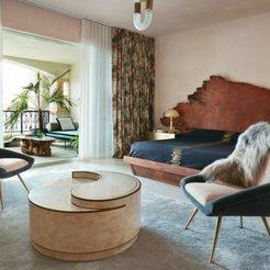 Modèle 3D table et chaise modernes-21, decoratiehgallery