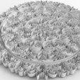 Download 3D printer files 3dpanel-2, decoratiehgallery
