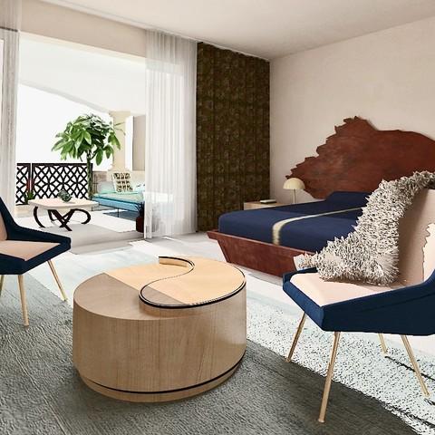 3D print files modern chair-23, decoratiehgallery