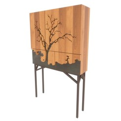3D printer files modern tree table25, decoratiehgallery