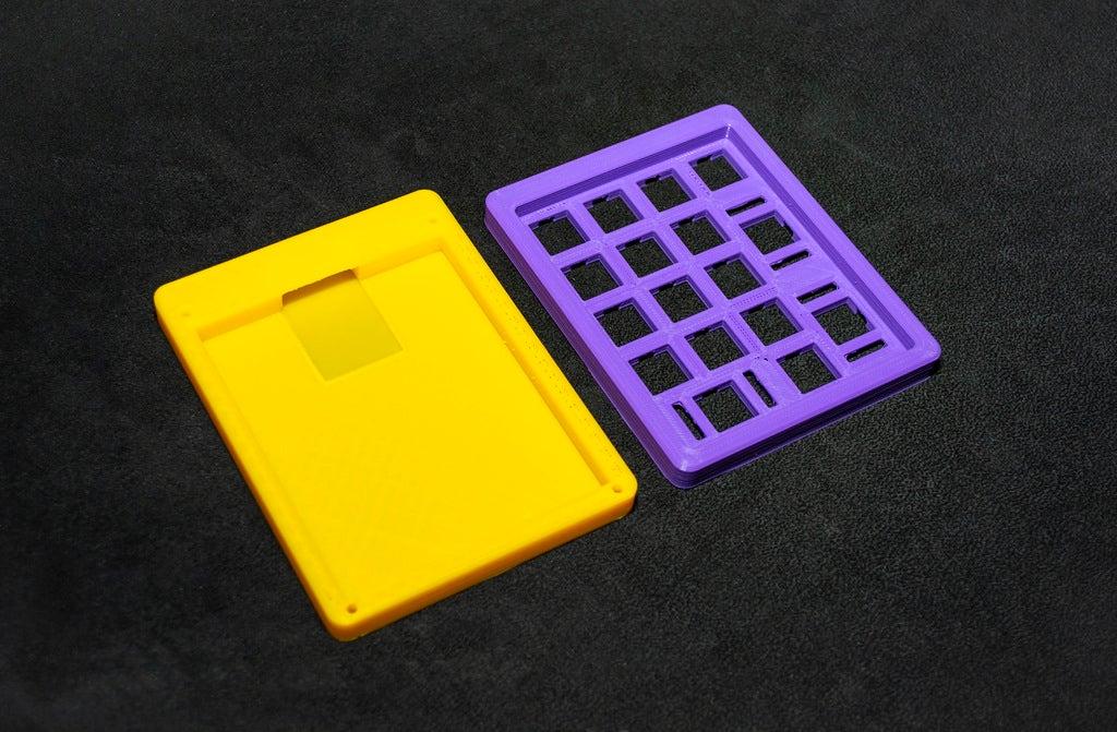 580a9df5fc0e0212aa9b71d879c5cfa5_display_large.JPG Télécharger fichier STL gratuit Clavier mécanique - SiCK-PAD • Objet imprimable en 3D, FedorSosnin