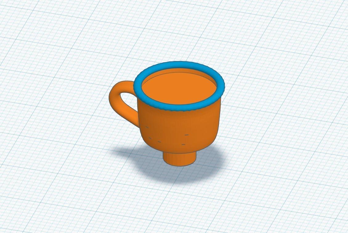 Annotation_2020-03-05_013853.jpg Télécharger fichier STL gratuit Porte-clés pour tasse de café - MX Cherry • Plan pour imprimante 3D, FedorSosnin