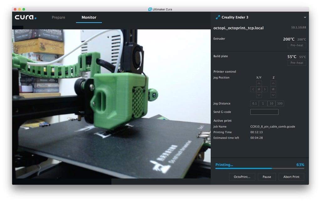 c097b518ae05c04d3471eb5d9d40f6ad_display_large.jpg Download free STL file CR10, Ender Logitech c920, c270, c310, c910 20/20 camera mount system • 3D printing object, FedorSosnin