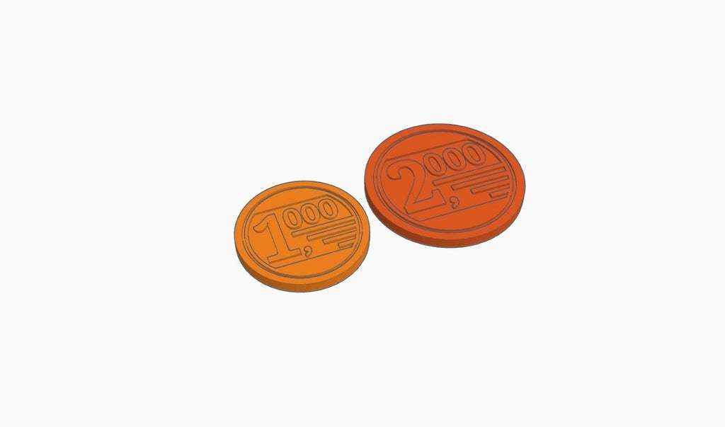 "Screen_Shot_2020-06-02_at_11.00.39_AM.jpg Download free STL file Coins for ""For Sale"" boardgame • 3D print design, FedorSosnin"