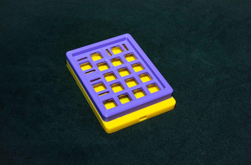 c7ac82046115c0a0fe81af8199316ffb_display_large.JPG Télécharger fichier STL gratuit Clavier mécanique - SiCK-PAD • Objet imprimable en 3D, FedorSosnin