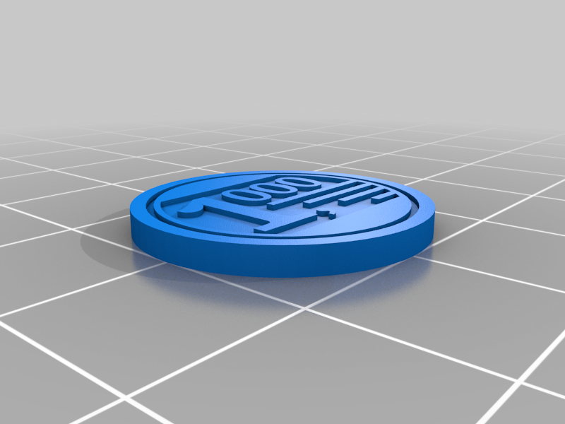 """1000_x_60.png Download free STL file Coins for """"For Sale"""" boardgame • 3D print design, FedorSosnin"""