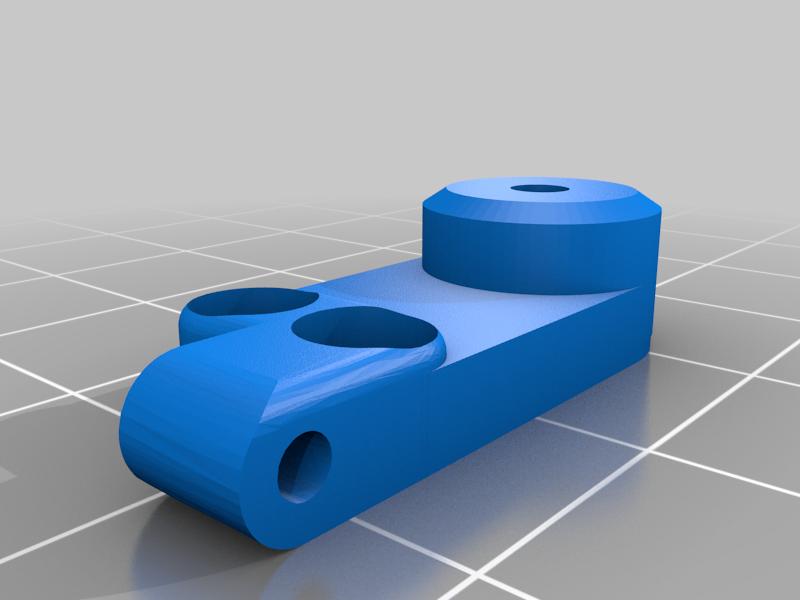 3DSets_Landy_Wagon_Rear_Jack_Mount_-_Mini.png Télécharger fichier STL gratuit 3DSets Landy Wagon Support(s) arrière à vérin(s) • Objet pour imprimante 3D, FedorSosnin