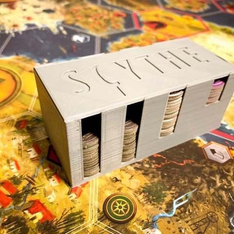 677d6e287f6583f185521c01d0f52fc2_display_large.jpeg Télécharger fichier STL gratuit Porte-monnaie Scythe avec couvercle - Carton & Monnaies en métal • Design imprimable en 3D, FedorSosnin