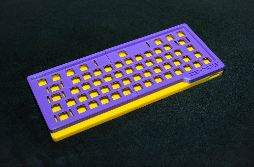 ab6904213b65d42b4429649835c0c058_display_large.JPG Download free STL file Mechanical Keyboard - SiCK-60 (60%) • Model to 3D print, FedorSosnin