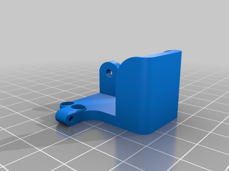 3DSets_Landy_Wagon_Rear_Jack_Mount.png Télécharger fichier STL gratuit 3DSets Landy Wagon Support(s) arrière à vérin(s) • Objet pour imprimante 3D, FedorSosnin