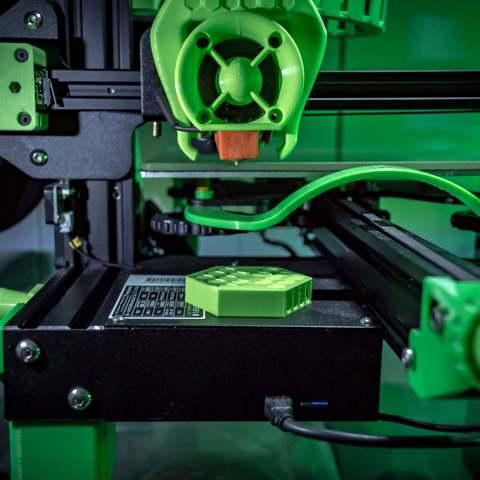 Download free 3D printing files Ender 3 Tool-less Mainboard Fan Guard, FedorSosnin