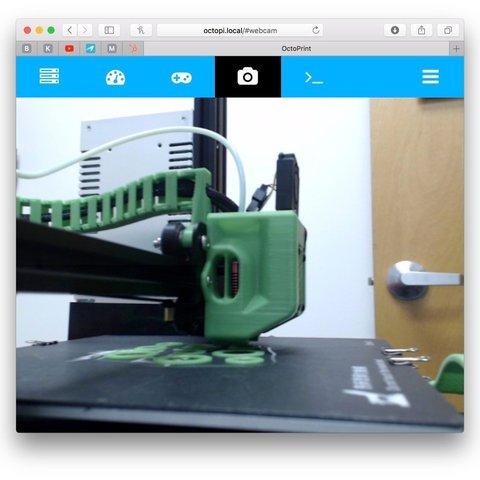 b9434721b100e82671813f5dd75acee7_display_large.jpg Download free STL file CR10, Ender Logitech c920, c270, c310, c910 20/20 camera mount system • 3D printing object, FedorSosnin