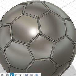 Descargar archivo 3D gratis soccer ball  -   futbol, alfredo_conesa