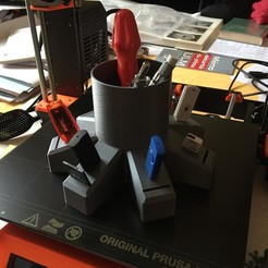 IMG_4683.JPG Download free STL file USB key pencil holder and sd cards • 3D print object, reivaxparapente