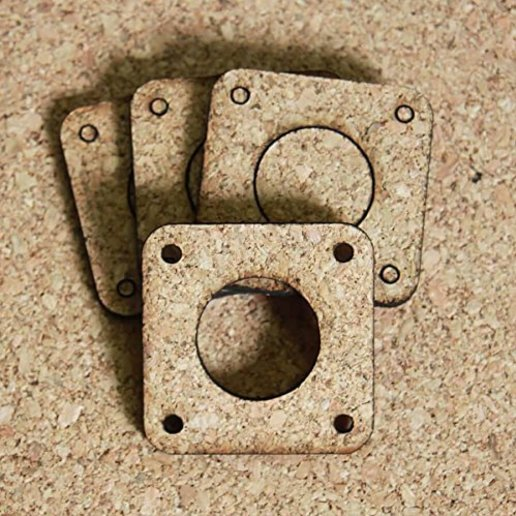 61sl09PsgoL.jpg Télécharger fichier STL gratuit CR-10 Pied W/Fonds en liège • Design pour impression 3D, Nacelle