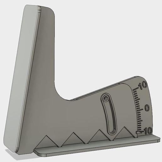 Capture.JPG Télécharger fichier STL gratuit Jauge de carrossage pour RC • Plan imprimable en 3D, Nacelle