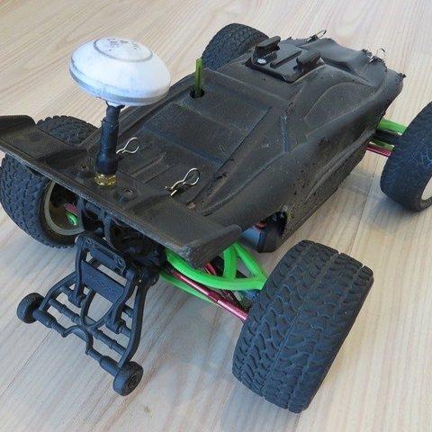 Download free 3D printing models Aileron Traxxas E-Revo VXL - FPV MOD, lmbcruz