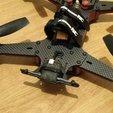 Free 3D printer designs Vortex250Pro Spektrum Satellite RX Mount, lmbcruz