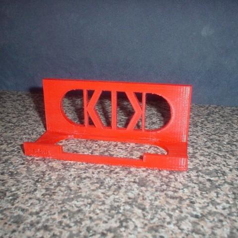 Télécharger fichier imprimante 3D gratuit Support PS-vita, Ristrorg