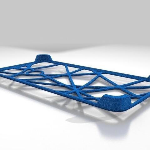Télécharger objet 3D gratuit HTC ONE CASE, Ristrorg