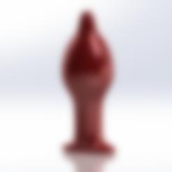 Download 3D printer model anal plug, caltac