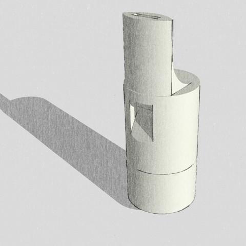 Download free STL file VITTEL FLUTE • 3D printable design, Gaspiage
