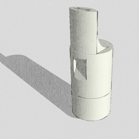 Download free 3D print files VITTEL FLUTE, Gaspiage
