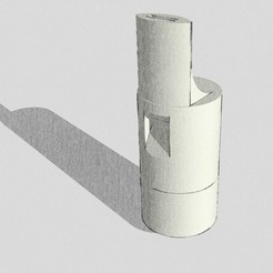 Download free STL file VITTEL FLUTE • 3D printable design, Gaspiage