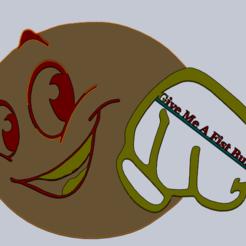 Télécharger fichier impression 3D gratuit Give Me A Fist Bump(Sans virus), Saeid