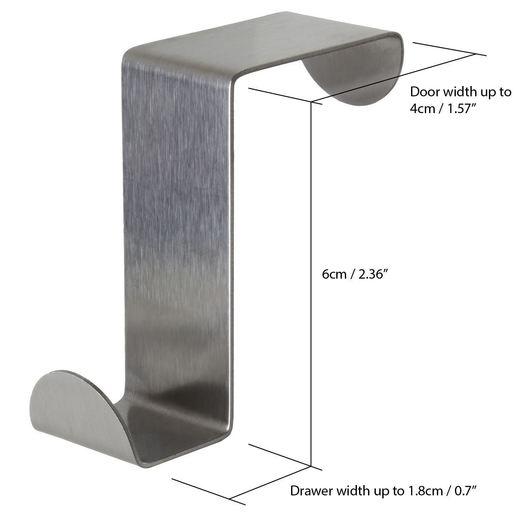 00.jpg Télécharger fichier STL gratuit Crochets de porte (10 tailles différentes) • Design pour impression 3D, Saeid