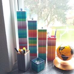 Download free 3D printer designs Storage box With Lid, Saeid