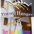 Download free STL Travel Hanger T. up 10 kg, Saeid