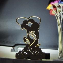 Télécharger fichier imprimante 3D gratuit Mariée d'amour, Saeid