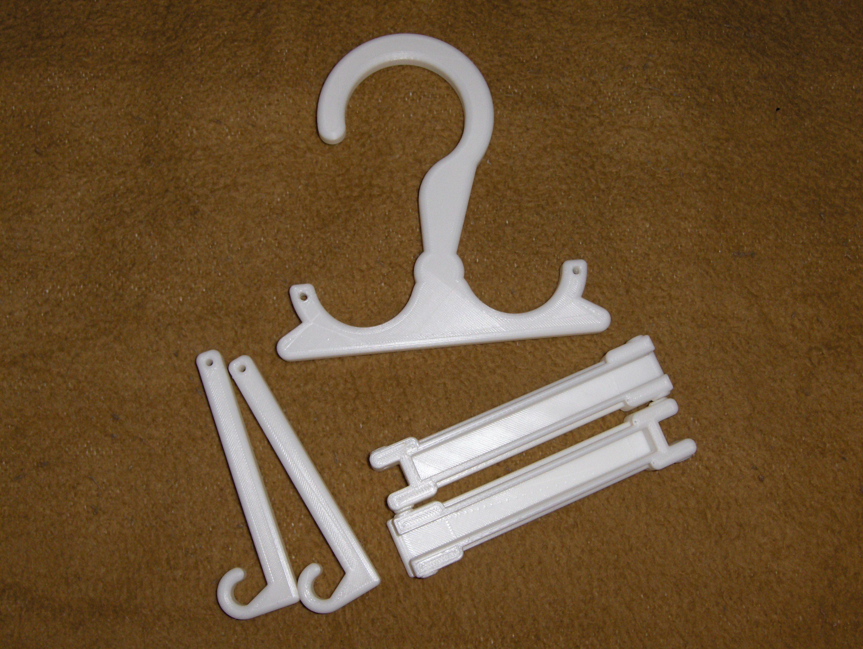 HPIM2304.JPG Download free STL file Travel Hanger T. up 10 kg • 3D print design, Saeid
