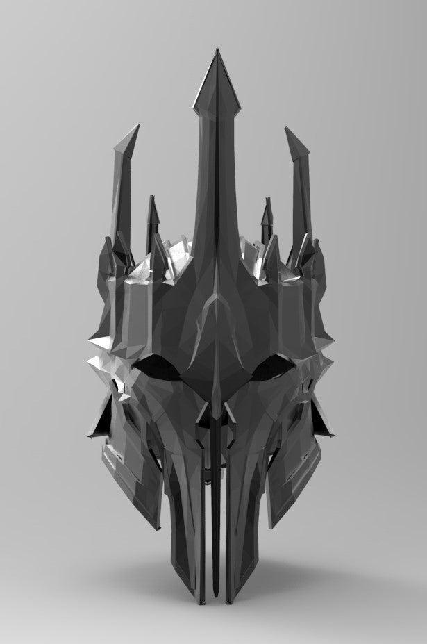 010dd989d449184f6476fde40756fa97_display_large.jpg Download free STL file Sauron Armor - Helmet • 3D printable template, arifsethi