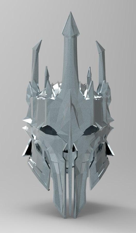 287dcfaf260776618cc664c2757a4684_display_large.jpg Download free STL file Sauron Armor - Helmet • 3D printable template, arifsethi
