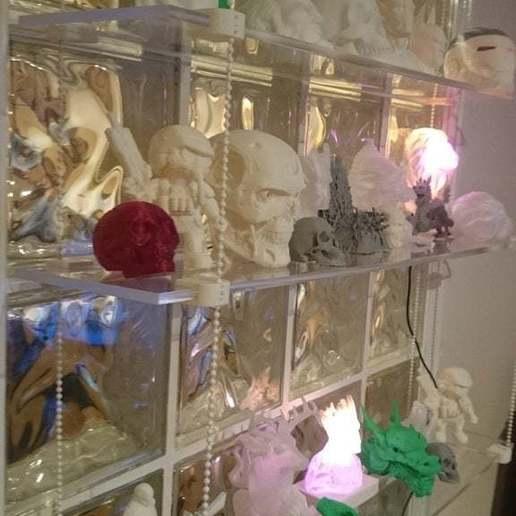 Download free 3D model hanging shelves, arifsethi