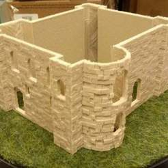 Download free 3D print files Colchester Castle, arifsethi
