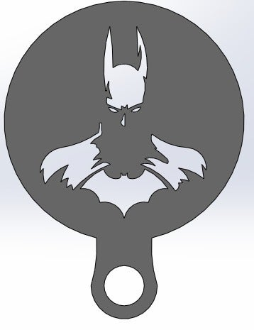 bats_display_large.jpg Download free STL file Coffee Stencil - Batman • 3D printing model, arifsethi