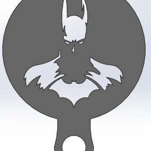 Télécharger objet 3D gratuit Pochoir à café - Batman, arifsethi