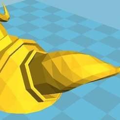 horns_display_large.jpg Download free STL file Horns • 3D printing model, arifsethi
