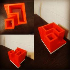 Impresiones 3D jardinera casera, zigsgroup