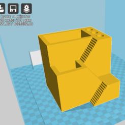 Fichier imprimante 3D pot du foyer, zigsgroup