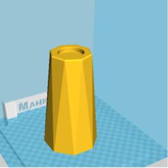 Download 3D printer templates candle mold, zigsgroup