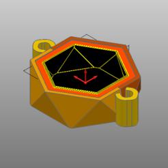 3D printing model pot 4 mold, zigsgroup