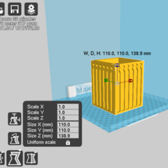 Télécharger objet 3D jardinière de badgir, zigsgroup