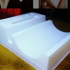 kaRT1.jpg Télécharger fichier STL PORTE-PLANCHER DE BUREAU • Modèle pour imprimante 3D, zigsgroup