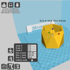 Télécharger fichier impression 3D pot4, zigsgroup